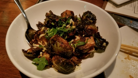 Travel or Else Sampan Brussel Sprouts
