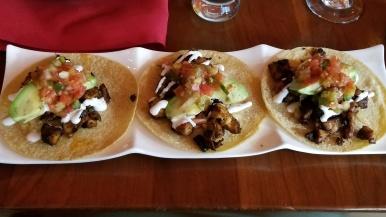 Travel or Else El Vez Chicken Tacos