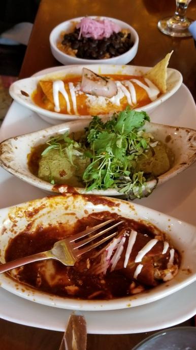 Travel or Else El Vez Enchiladas