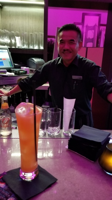 Hao tending bar