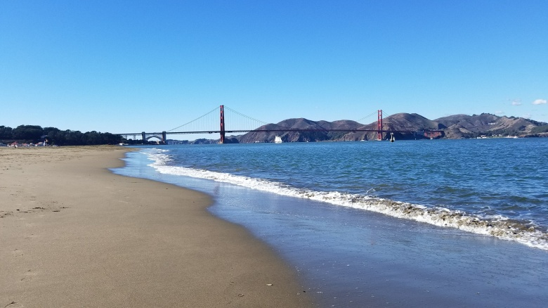 Walking to Golden Gate Bridge Travel or Else