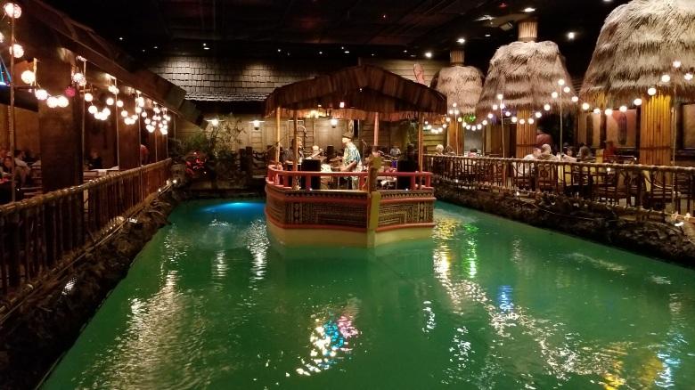 Travel or Else Tonga Room
