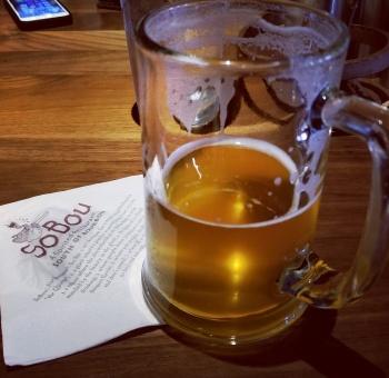 SoBou NOLA Beer