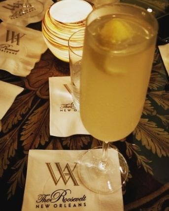 The Sazerac at the Waldorf Astoria NOLA