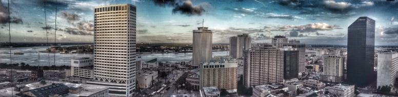 New Orleans & Mississippi River