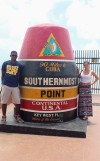 U.S. Southern Most Point - Key West
