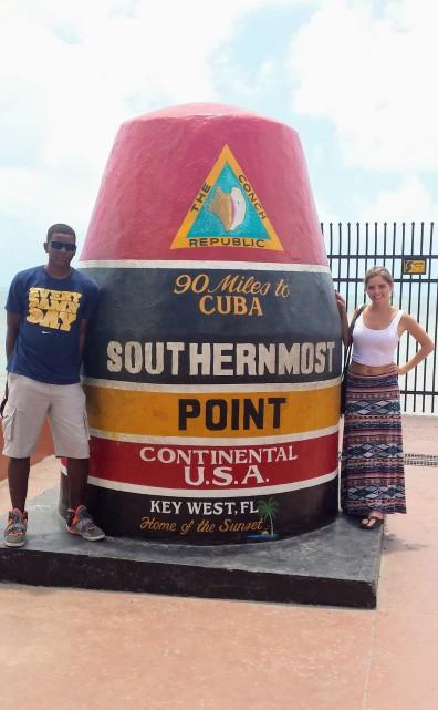 U.S. Southern Most Point - Key West