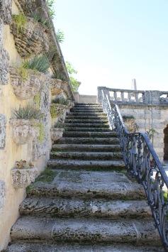 Ourdoor Vizcaya Stairs
