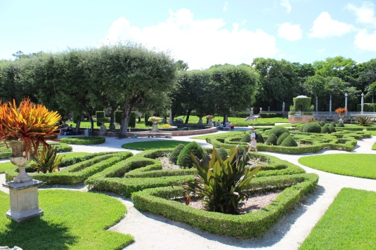 More Vizcaya Landscaping