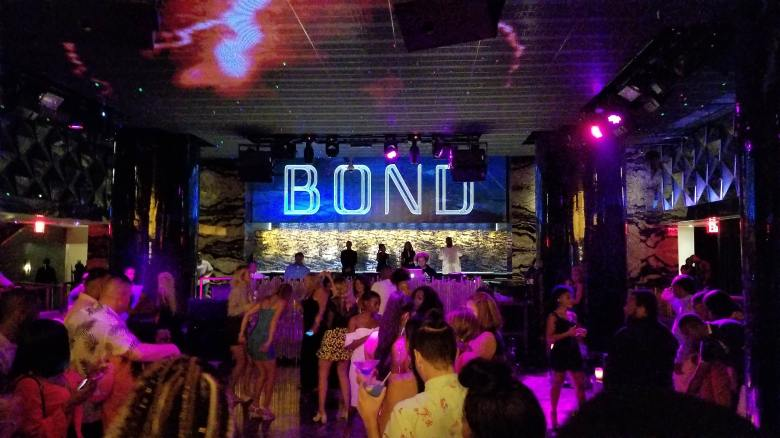 Bond Nightclub Bahamas