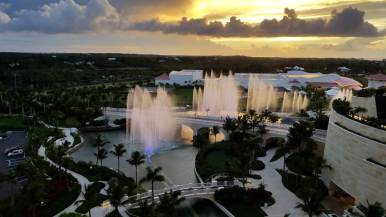 Grand Hyatt Baha Mar Fountains