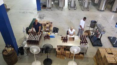John Watlings Distillery Bottling